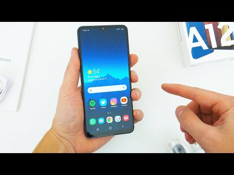 Samsung Galaxy A12 Full Review -  Watch Before You Buy!