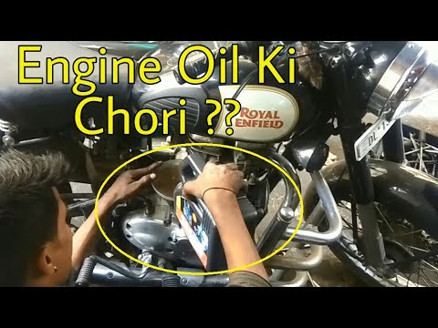 How mechanics fools us || Engine Oil Scam || My bike could have damaged