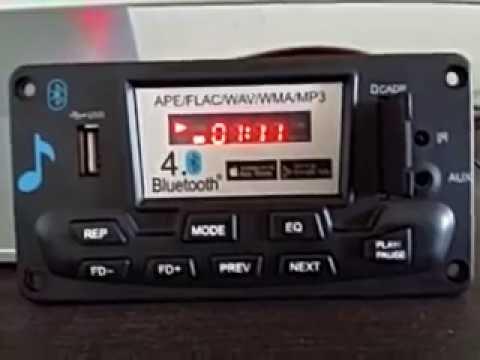 APE Flac mp3 Bluetooth Player