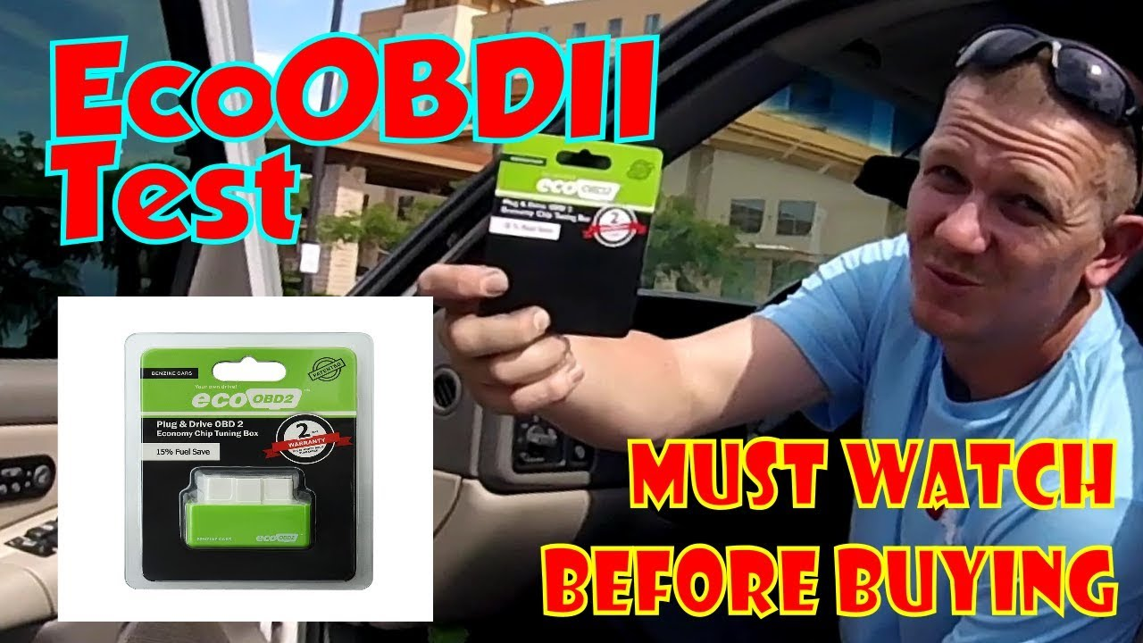 Eco OBD2 Benzine Economy Fuel Saver Chip  Better Gas Mileage? Fuel Saver?