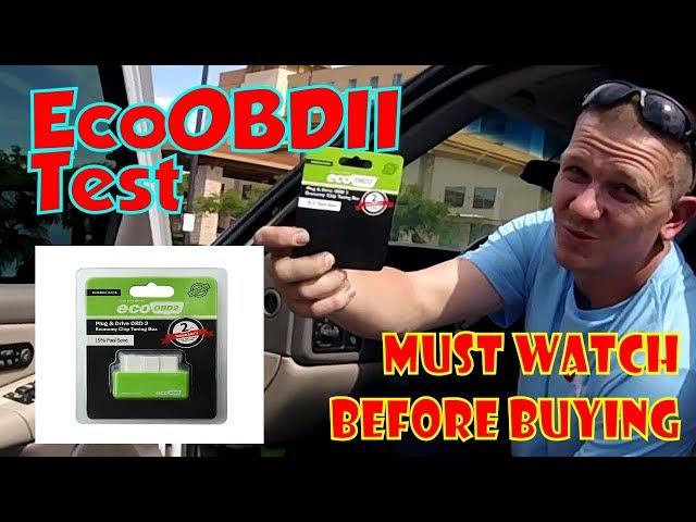 Eco OBD2 Benzine Economy Fuel Saver Chip. Better Gas Mileage? Fuel Saver?