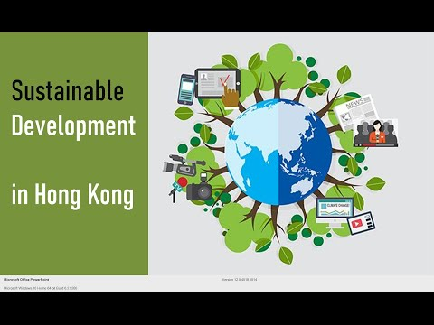 S1 IH Scramble For Energy (Part 4: Sustainable Development In Hong Kong)