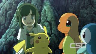 Charmender back to normal | Pokemon The Movie I Choose You