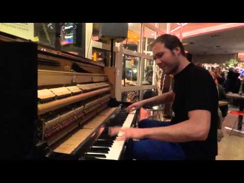 Music : Boogie Woogie : Essen Aftershow Party, Stefan Ulbricht, Solo Piano