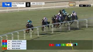 Vidéo de la course PMU ALLOWANCE OPTIONAL CLAIMING 1000M