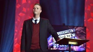 Tom Ballard (negative) - 2016 Melbourne International Comedy Festival Great Debate