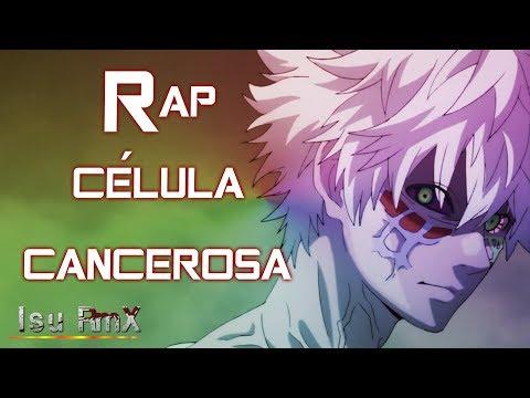 Rap de la célula cancerosa    Hataraku Saibou    Isu RmX