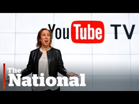 YouTube Launches Live Streaming TV Service