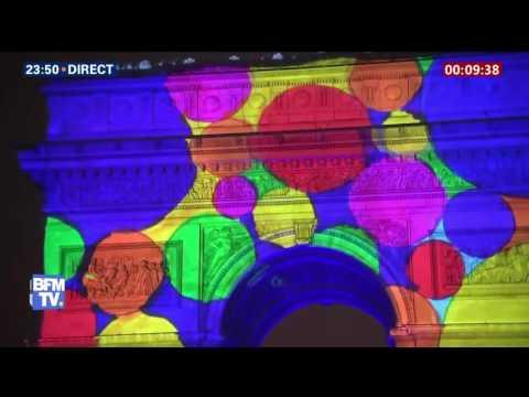 Revivez le spectacle du passage en 2017 sur les Champs-Elysées