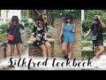 SILK FRED LOOKBOOK & HAUL | AD