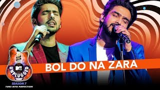 Bol Do Na Zara Unplugged | Armaan Malik & Amaal Mallik - MTV Unplugged Season 7 | T-Series
