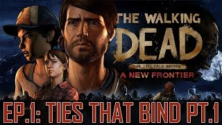 The Walking Dead: A New Frontier - Let