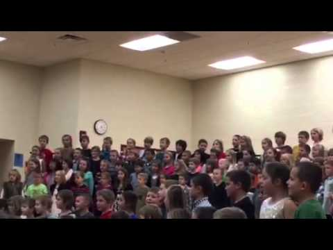 Mount horeb primary center fall concert part 2