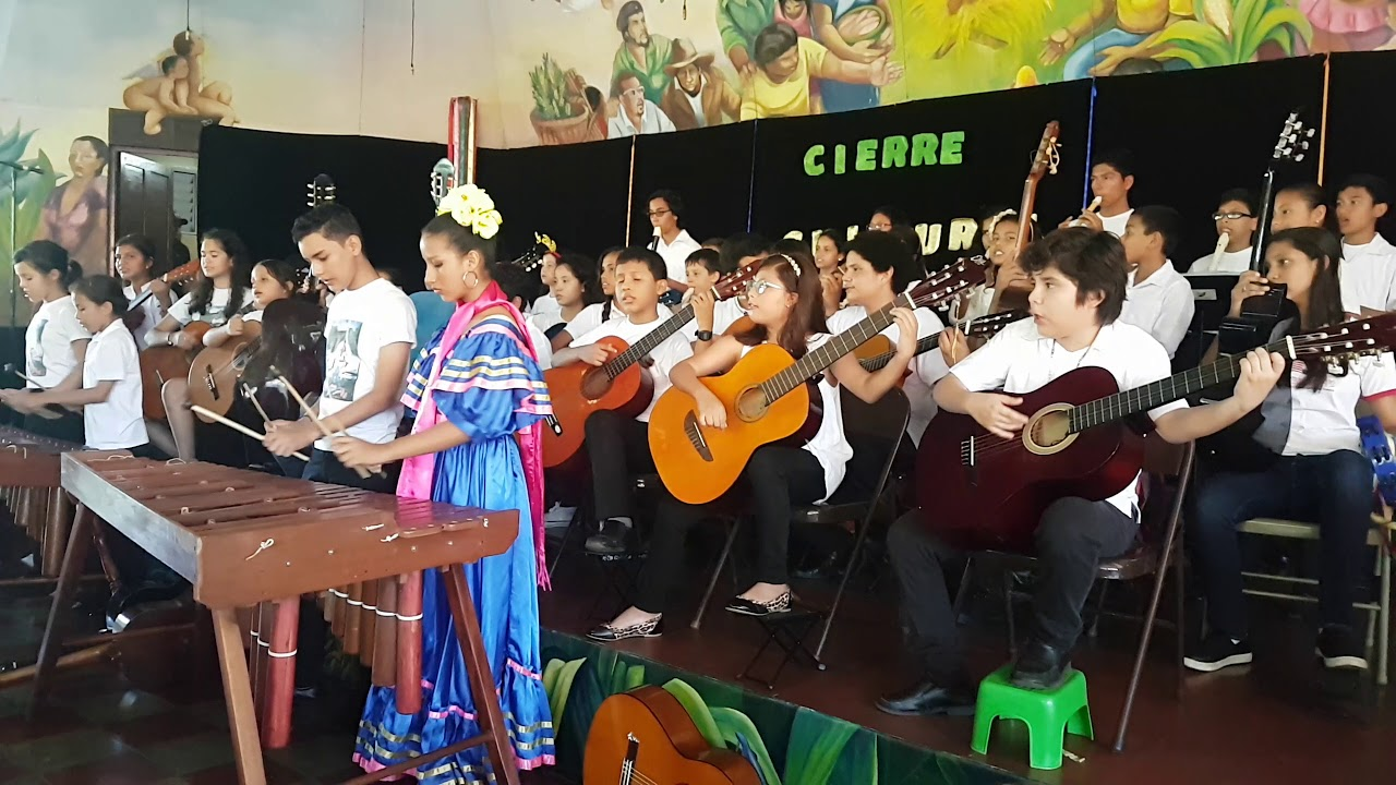 Mix Navideño Música De Nicaragua Youtube