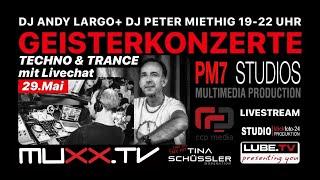 Geisterkonzert: DJ Andy Largo & DJ Peter Miethig