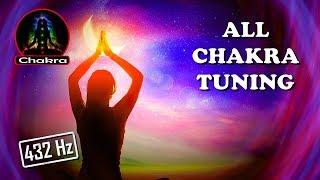 Moon Goddess Chakra (One Hour Chakra Tuning/Balancing)
