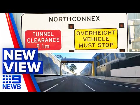 North Connex due to open in weeks | 9 News Australia