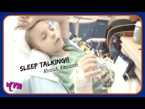 Sleep Talking about Amazon!! (Daily #556)
