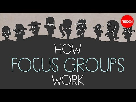 Video image: How do focus groups work? - Hector Lanz