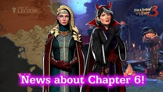 Shadow Fight 3 News about Chapter 6!