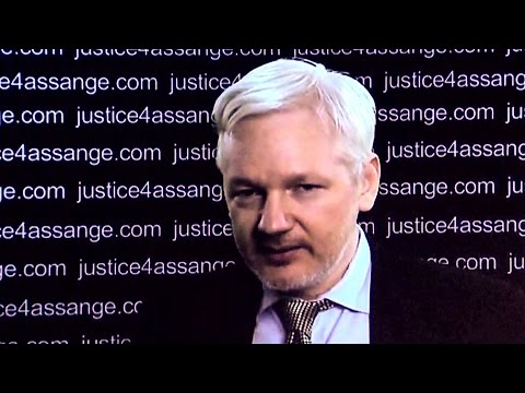 """A Significant Victory"": Julian Assange Hails U.N. Panel Calling for His Freedom"