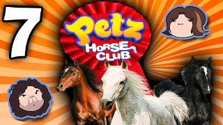 Petz Horse Club: All Around the Butt - PART 7 - Game Grumps