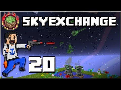 Sky Exchange - Ep 20 : Gardian Of Sprites