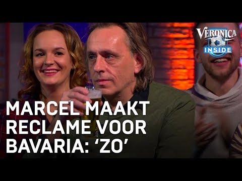 Marcel Van Roosmalen Maakt Reclame Voor Bavaria: 'Zo.' | VERONICA INSIDE