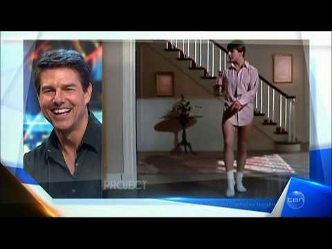 Tom Cruise LIVE explains the