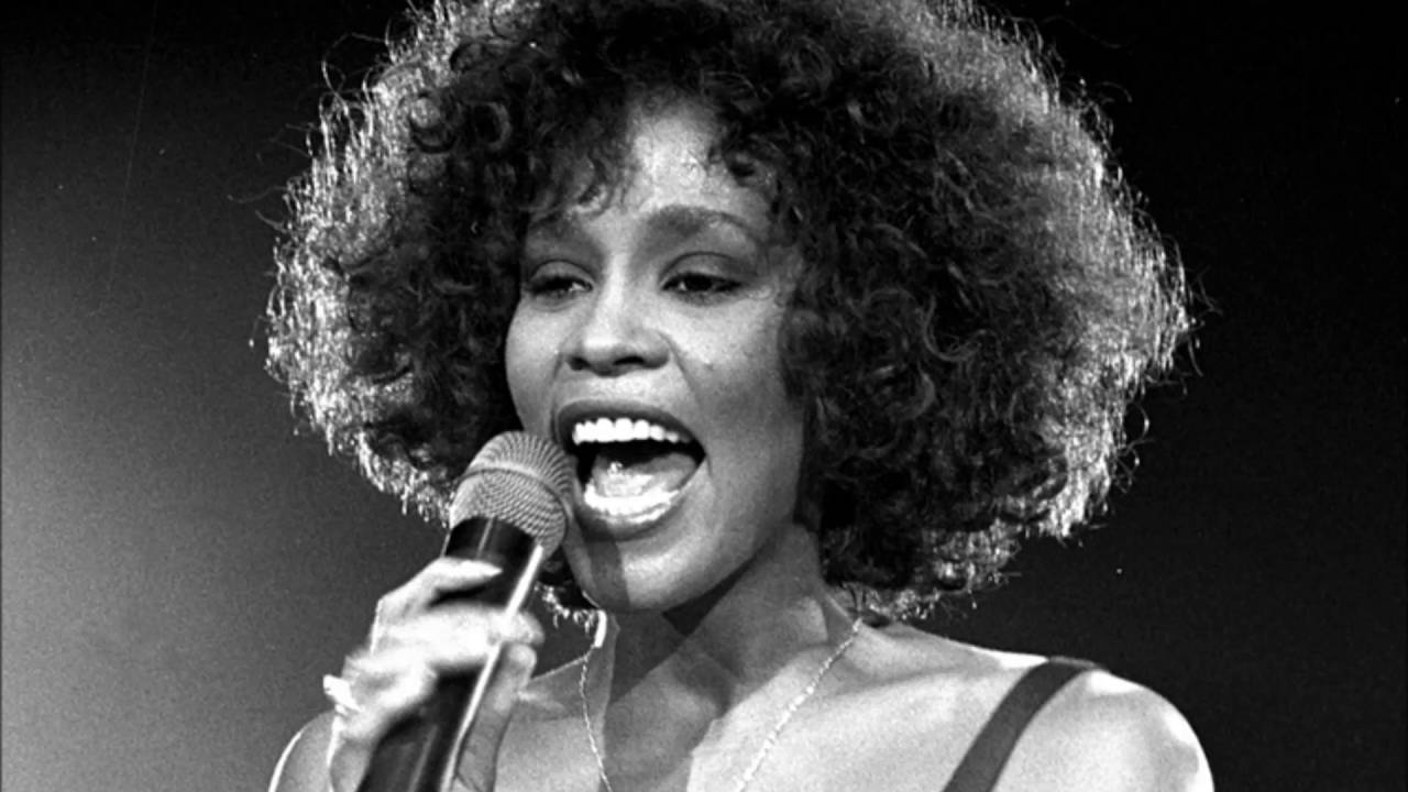 Whitney Houston Hairstyles Whitney Houston Youre Still My Man Youtube