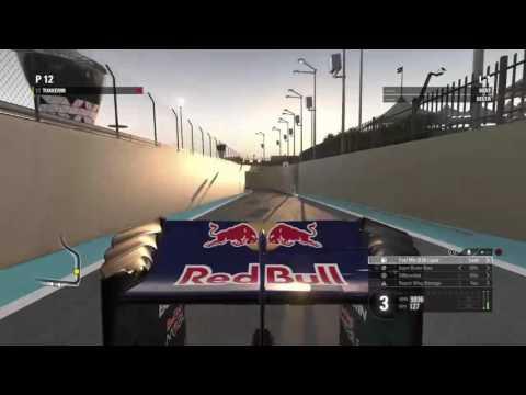 Racestars Masters Abu Dhabi