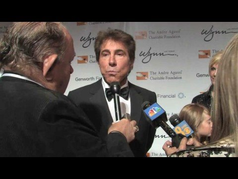 Robin Leach Interviews Steve Wynn On The Economy