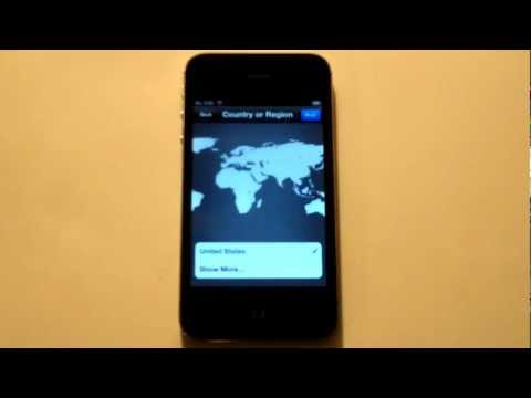 bypass sim activation iphone 5 how to bypass ios 6 activation screen without sim card for 16749