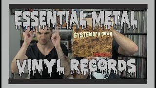 ESSENTIAL Metal Vinyl Records To Own!
