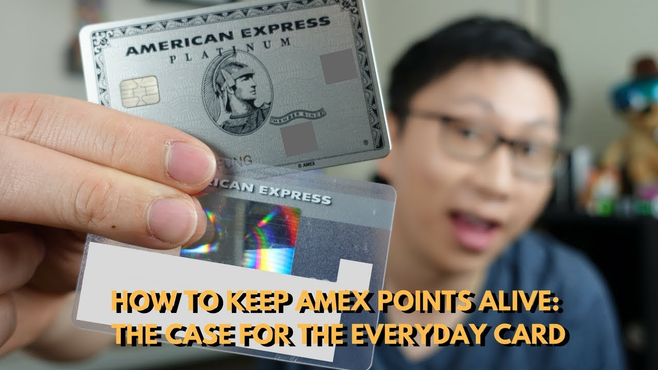 How to Keep Your American Express Membership Reward Points Active
