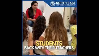 NEISD Sumer School Begins 2021