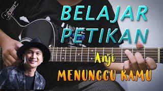 Download lagu Tutorial Cara Mudah Main Petikan Gitar Intro Anji -  Menunggu Kamu Detail & Mudah Di Ikuti