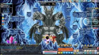 Maplestory [GMS Luna] 5th job Xenon bossing compilation