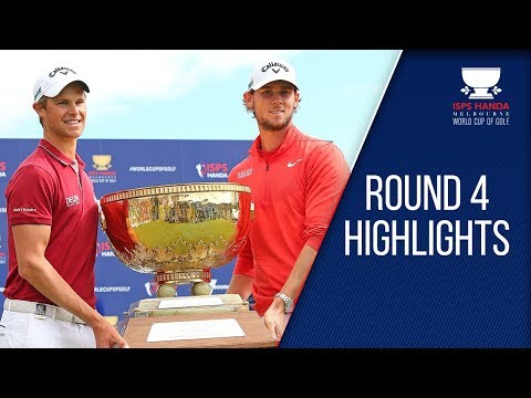 Round 4 Highlights - 2018 ISPS HANDA World Cup of Golf