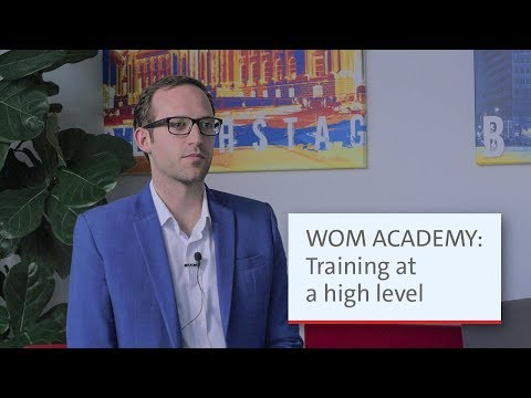 WOM ACADEMY: Training at a high level