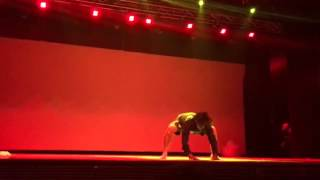 Hindi song Tera Hi Karam full dance video