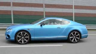 Тест-драйв Bentley Continental GT от DAS_Drive