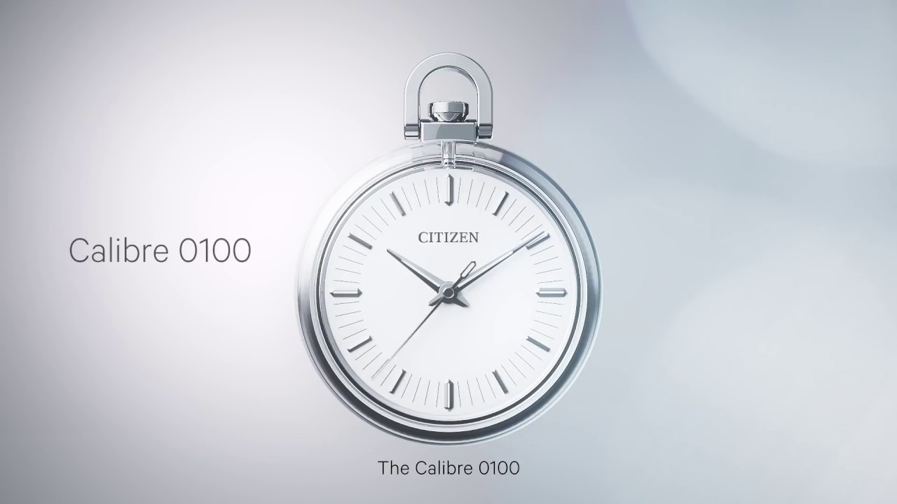 Concept Caliber 0100 | Citizen Watch Europe