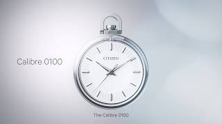 Calibre 0100: An Eco-Drive movement with annual accuracy ±1 second