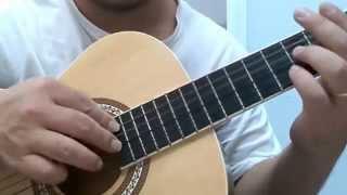 Điệu DISCO Guitar 4/4 - Finger Picking & Strumming Guitar 4/4
