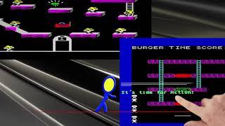 zx spectrum platform games genre