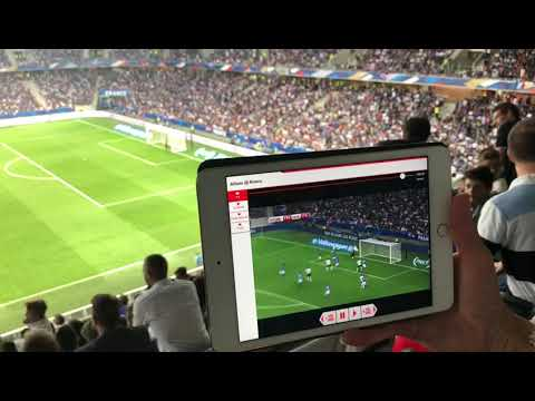 France - Italy 1st june 2018 - Live & Replay by VOGO SPORT