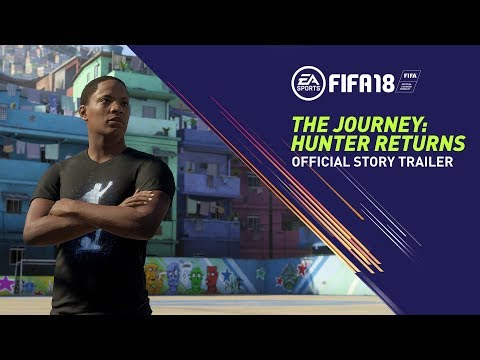 Thumbnail: FIFA 18 | The Journey: Hunter Returns | Official Story Trailer