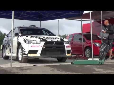 Võrumaa RallySprint 2015 action&mistakes.