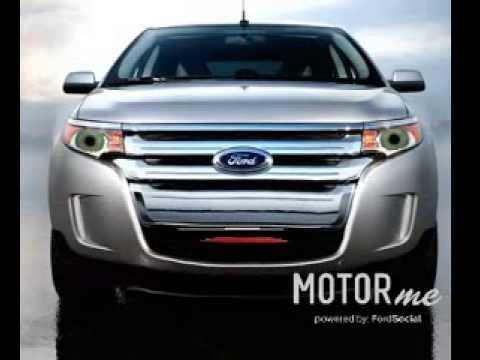 Happy Holidays From Ford Social Ford Motor Me Ford Edge Youtube